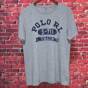 Polo by Ralph Lauren | 5-7111 | Track T-Shirt